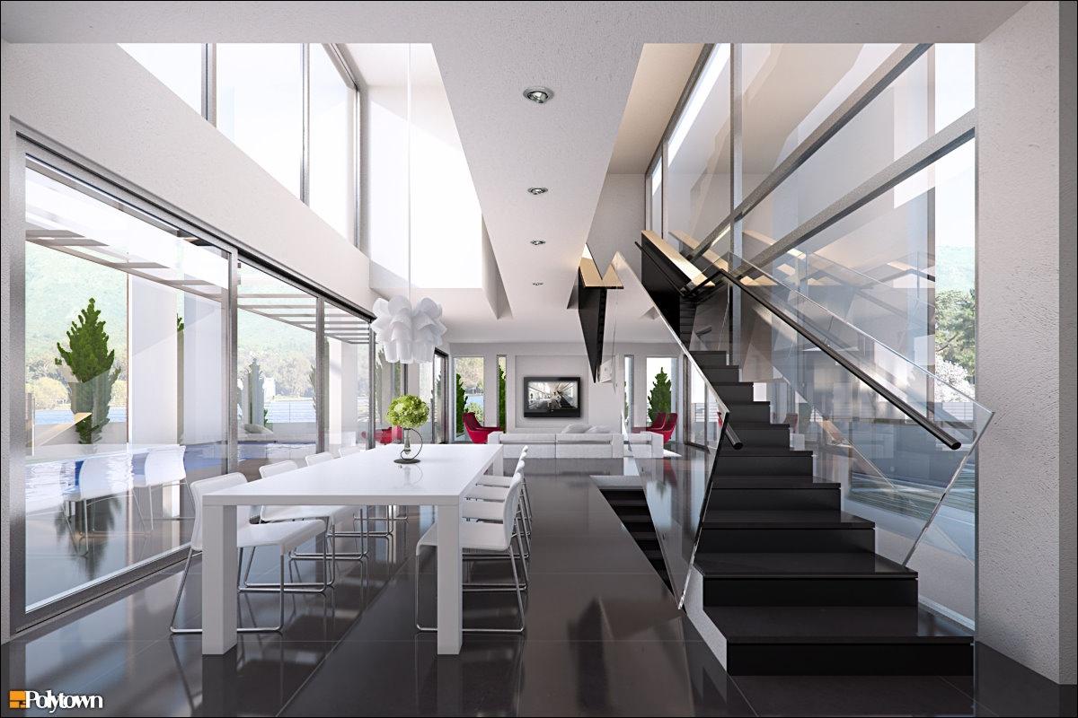 Fresh House Design Luxurious Dining Room Design