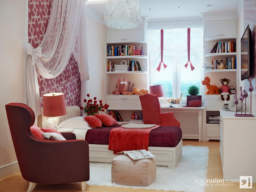 decoration colorful theme ideas