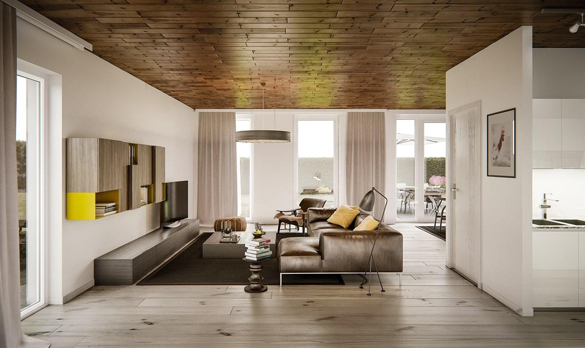 modern stylish for living room