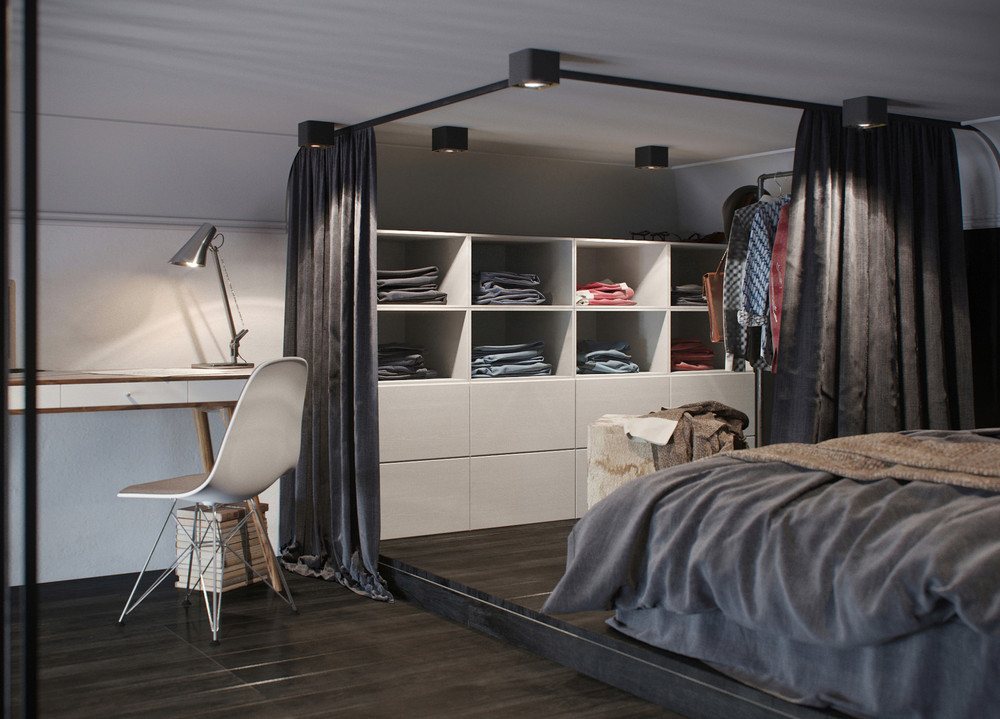 tiny apartment design ideas