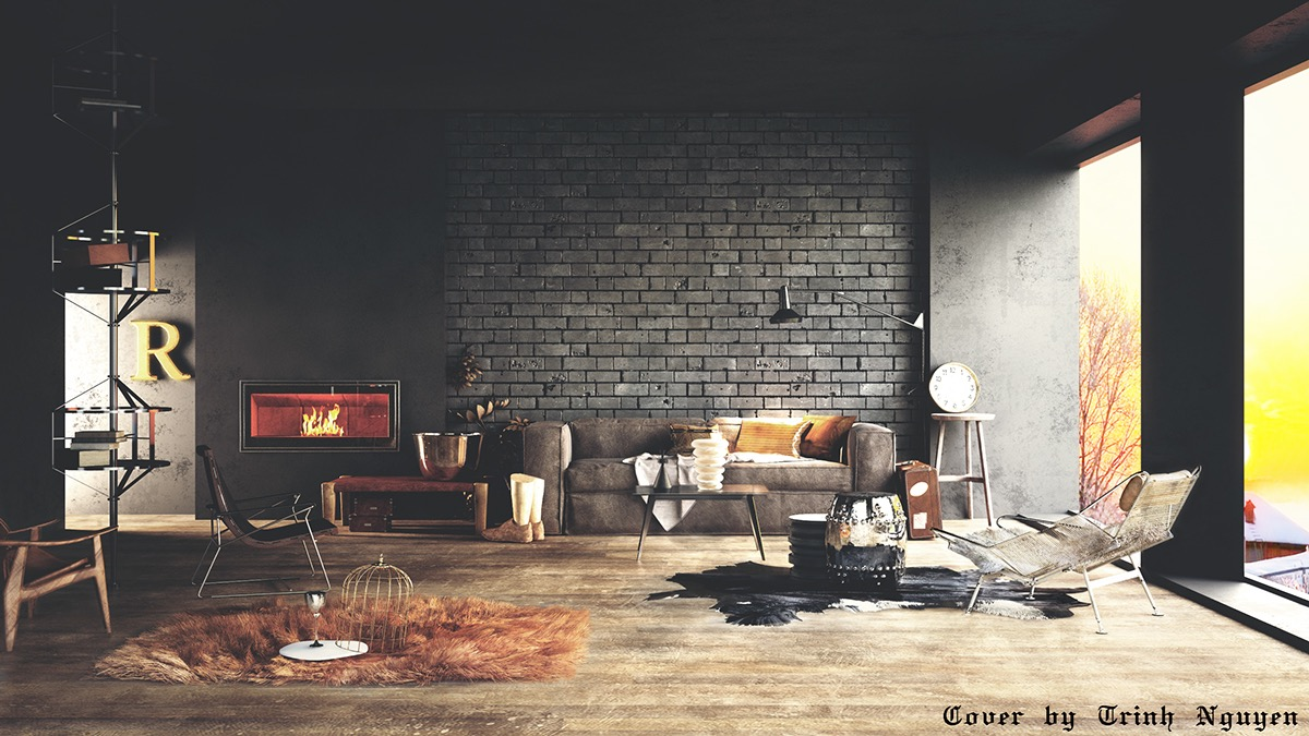 Amazing Wall Texture Designs For The Living Room RooHome