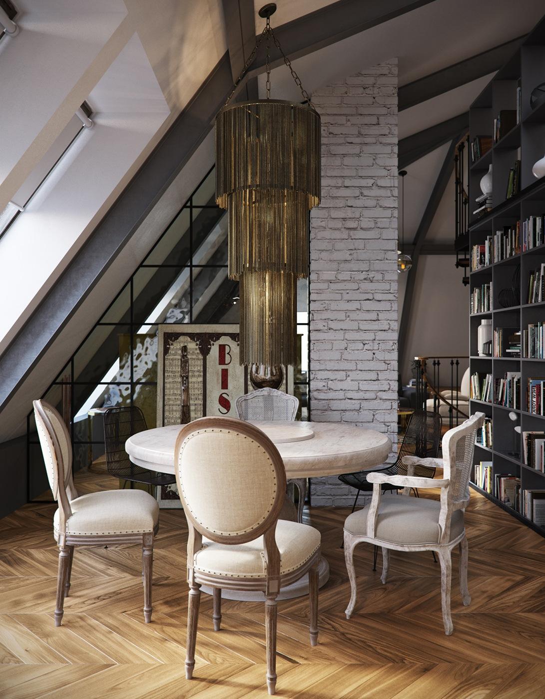 dining room concept design
