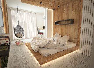 stunning bedroom lighting