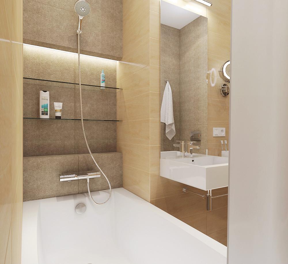 Beautiful bathroom design