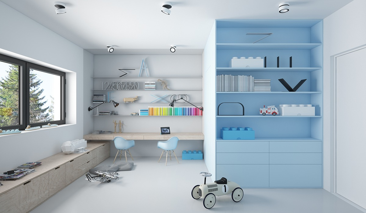 Awesome kids bedroom design