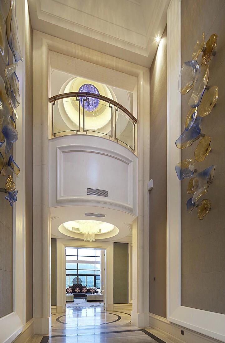 Luxurious loft design