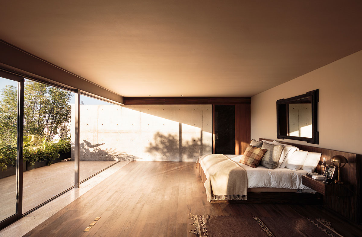 Wood bedroom designs ideas