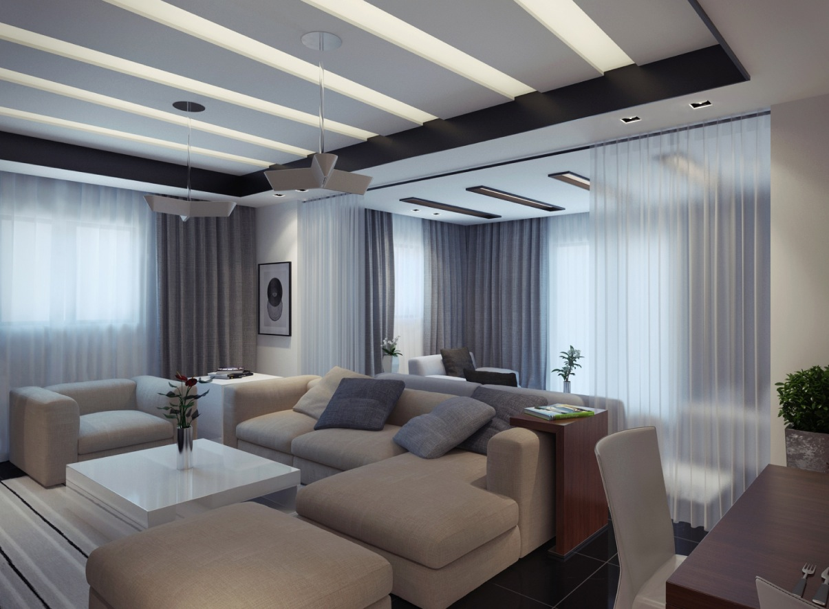 Contemporary apartment designs ideas