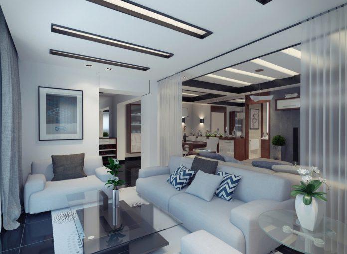 Modern apartment designs ideas