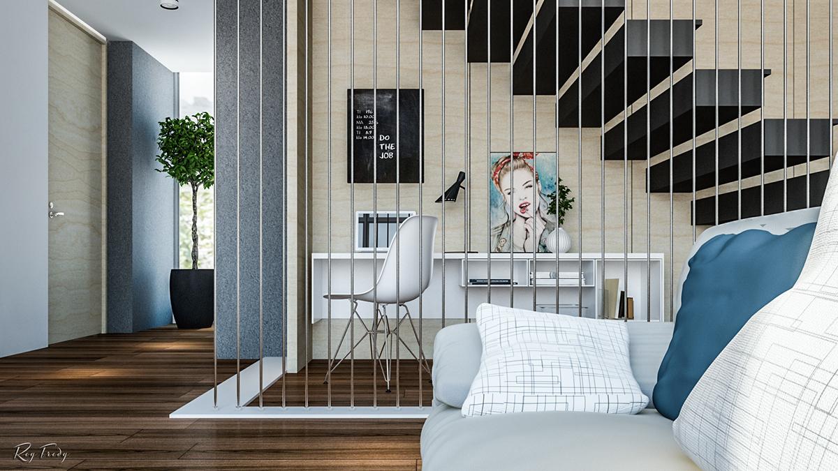 Creative home office design