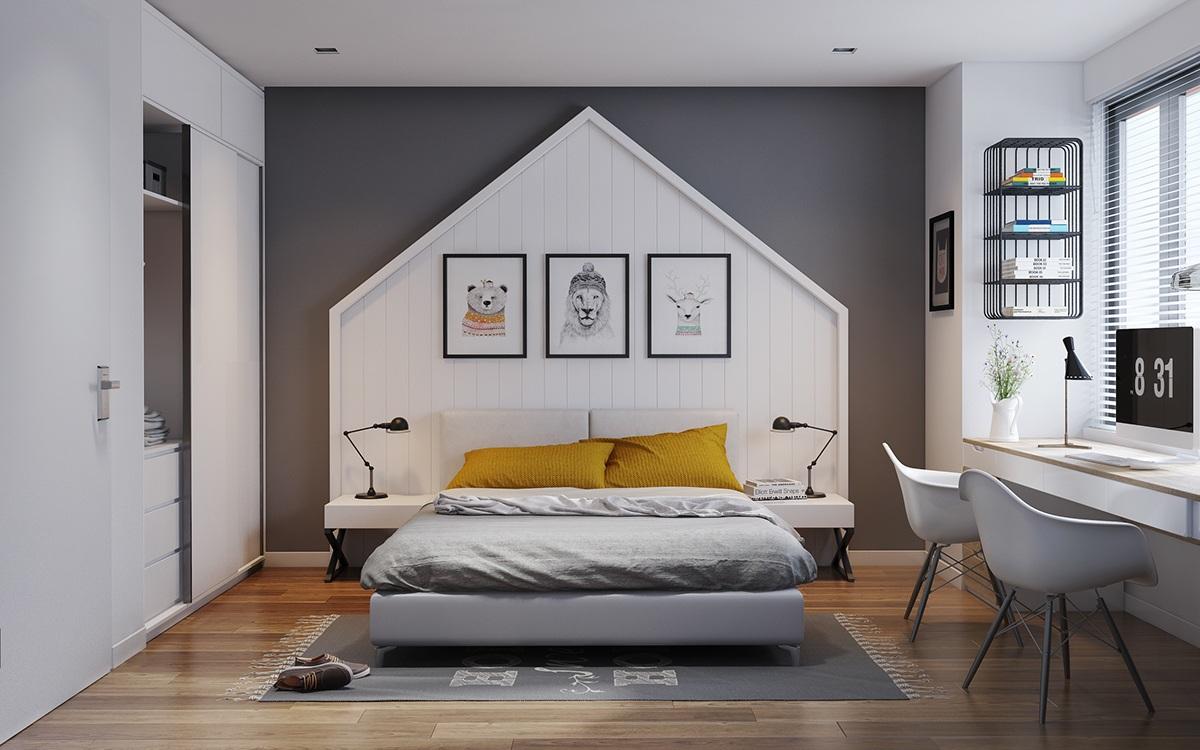 Stylish bedroom decorating ideas