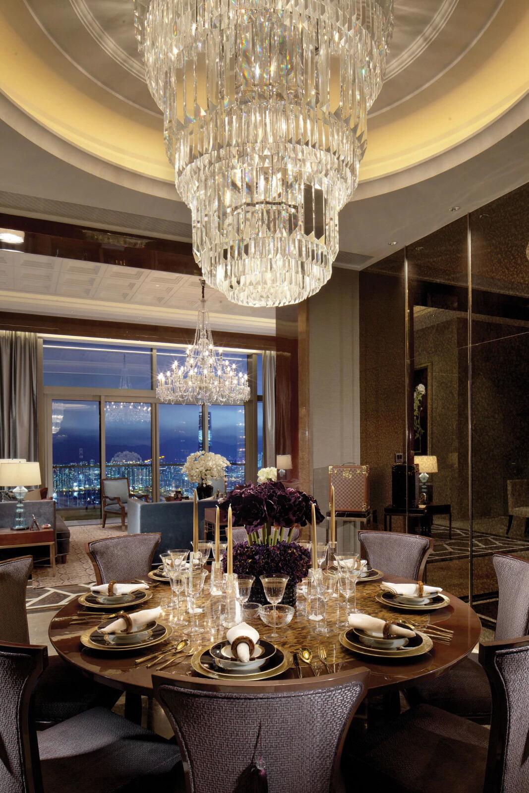 Chinese Apartment Classic Design Interior And Decorating