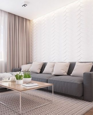Small living room design idea