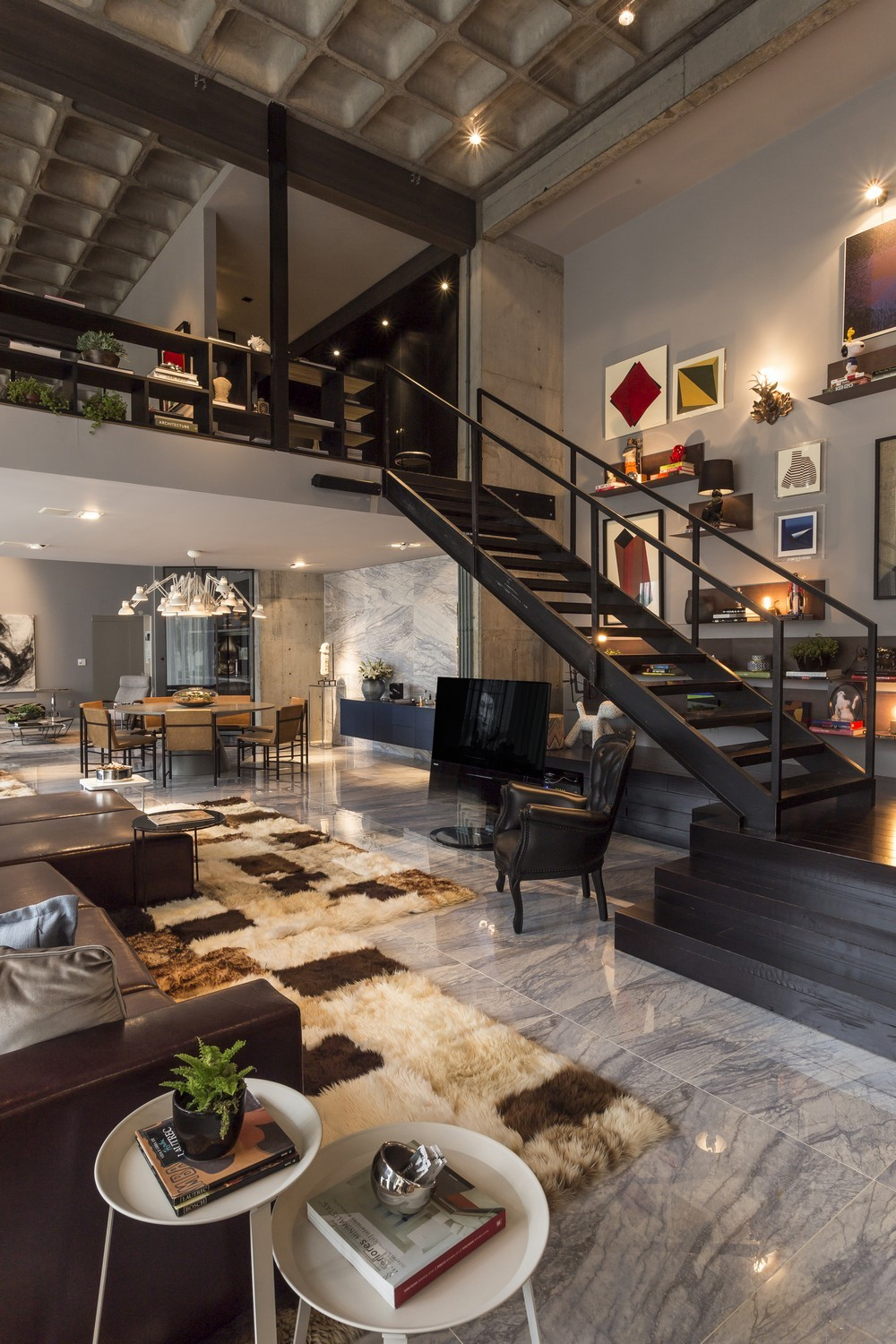 Creative Loft Apartment Designs Ideas With Beautiful Decor - RooHome