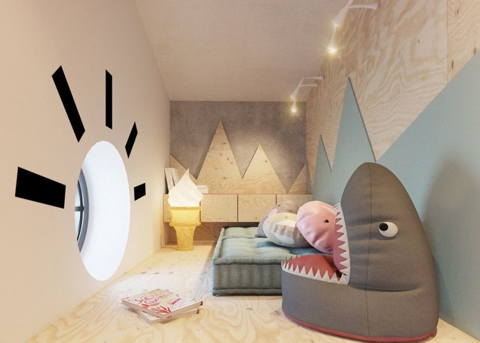 Creative baby room decor