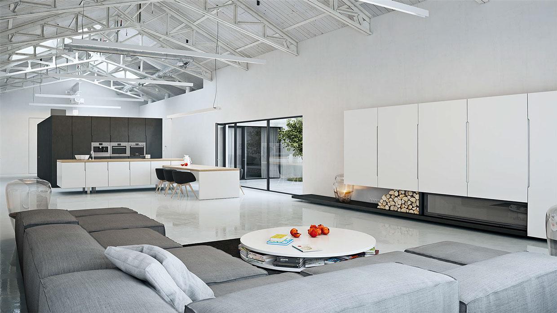 Loft living room ideas