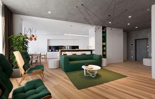Living Room Minimalist Design Part 69