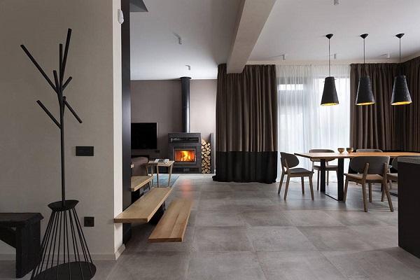 Living room design look