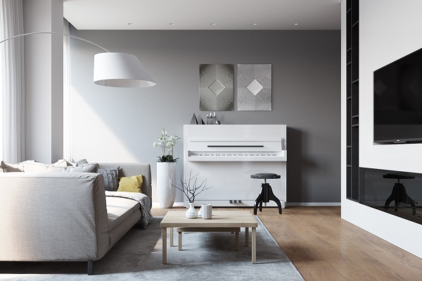 Minimalist idea brings coziness inside your living room for Minimalist design concept