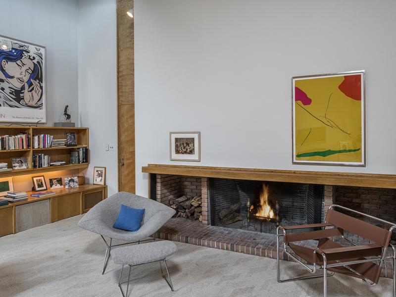 Minimalist fireplace designs ideas