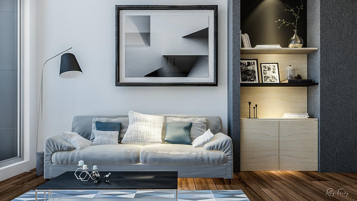 Minimalist and modern design