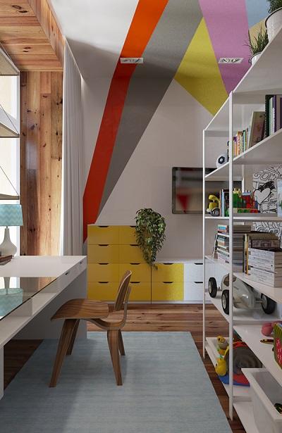 Modern design of bunk bed amazing
