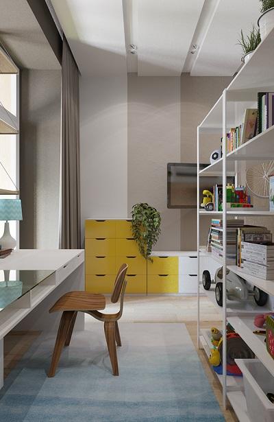 Modern design of bunk bed 2016