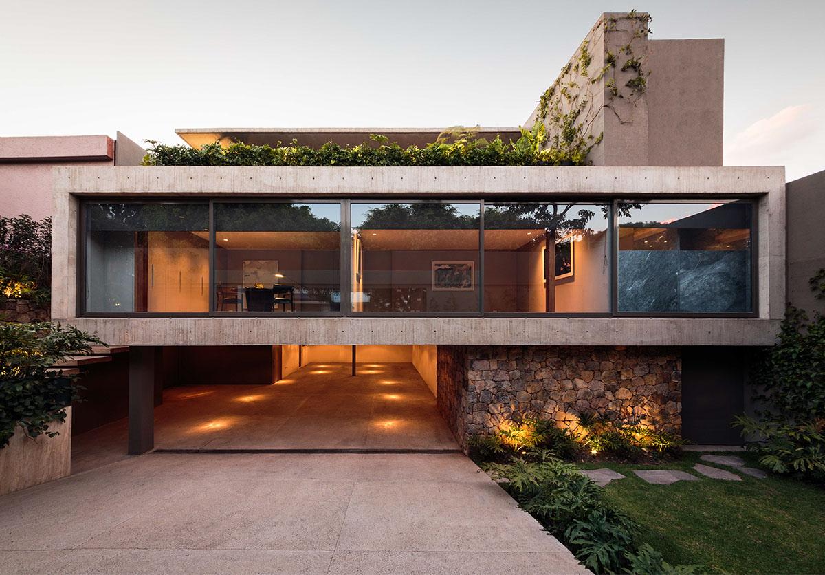 Modern home designs ideas