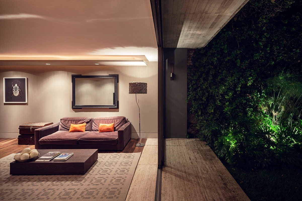 Beautiful Home Designs Ideas With Nature View and Element - RooHome
