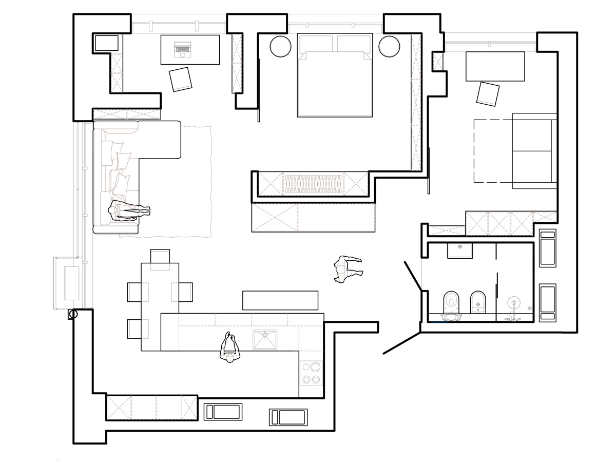 Apartment design plans