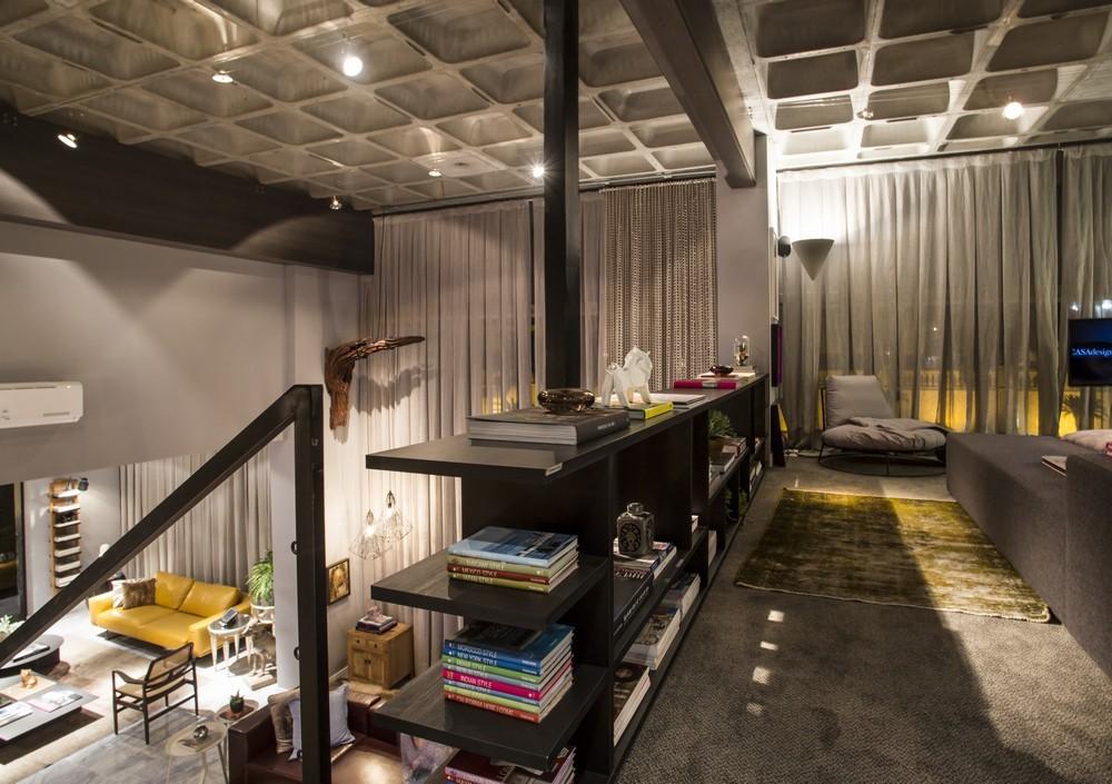 Creative loft space
