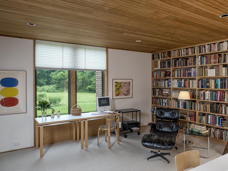 Modern library design