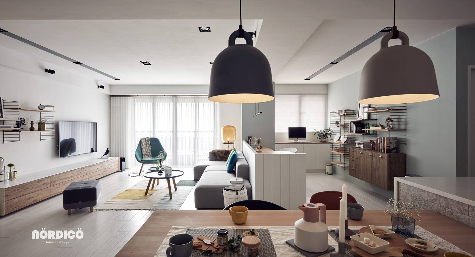 Nordic living room designs ideas by nordico roohome for Interior designs by ria