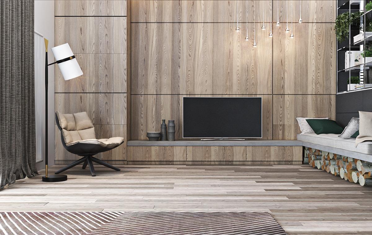 wood panel design