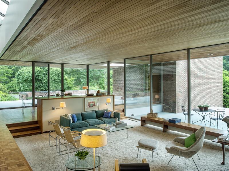 California living room design