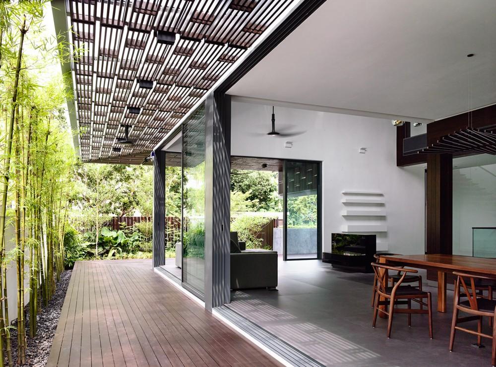 Beautiful Asian house design