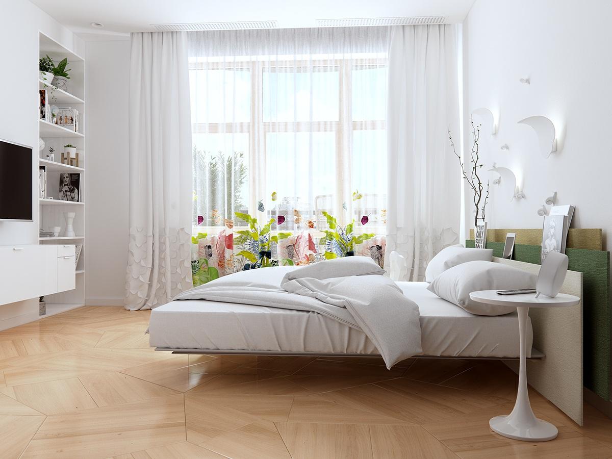 Whimsical bedroom decor