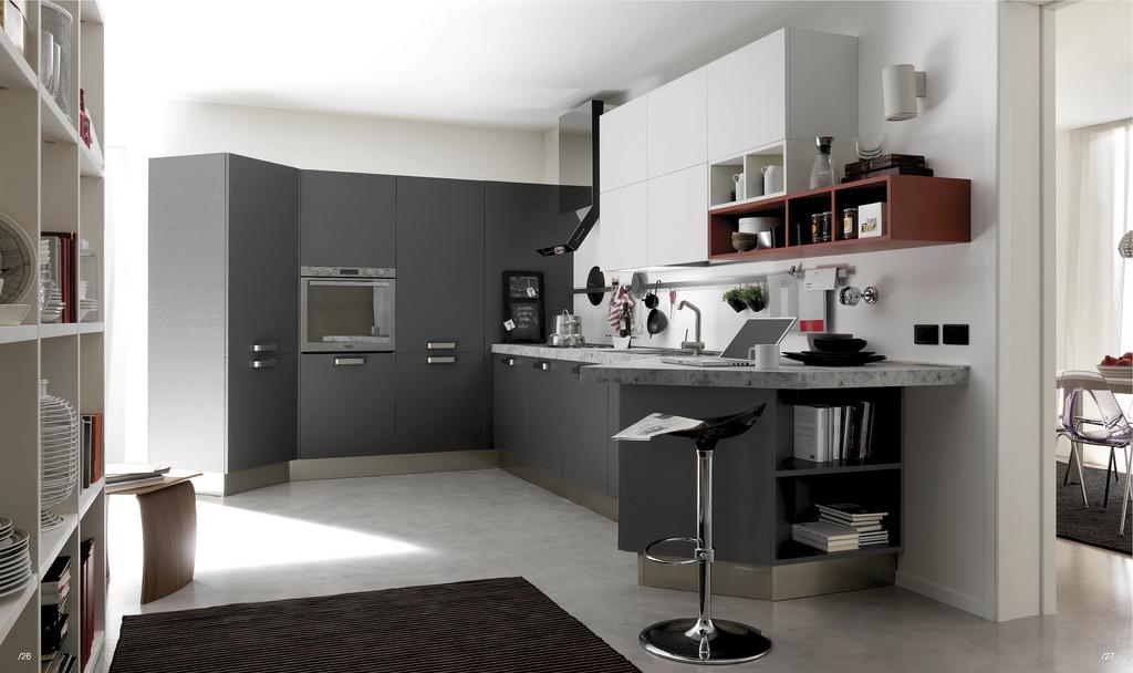 Exclusive kitchen design