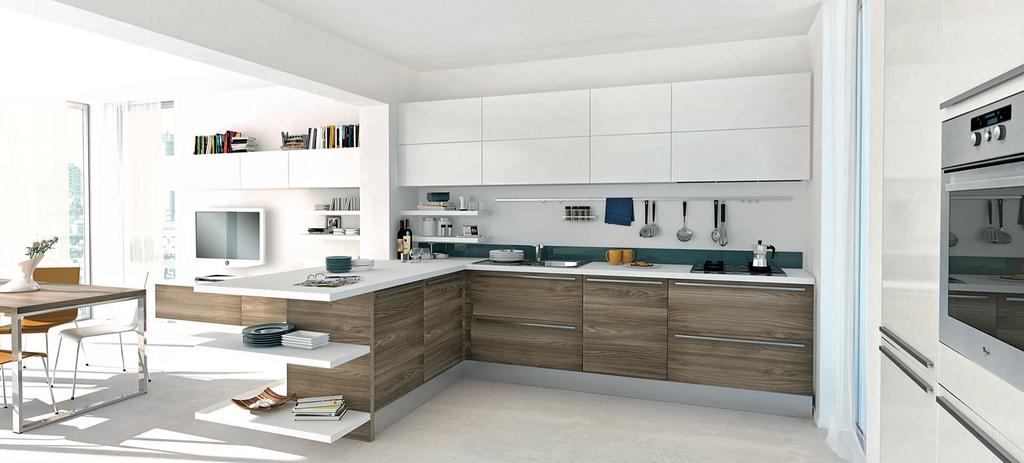 Luxury kitchen style