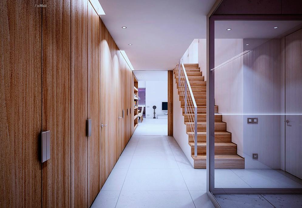 wooden interior designs