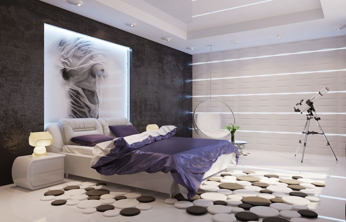 Modern Bedroom Design Ideas With Creative Designs Look Fabulous ...