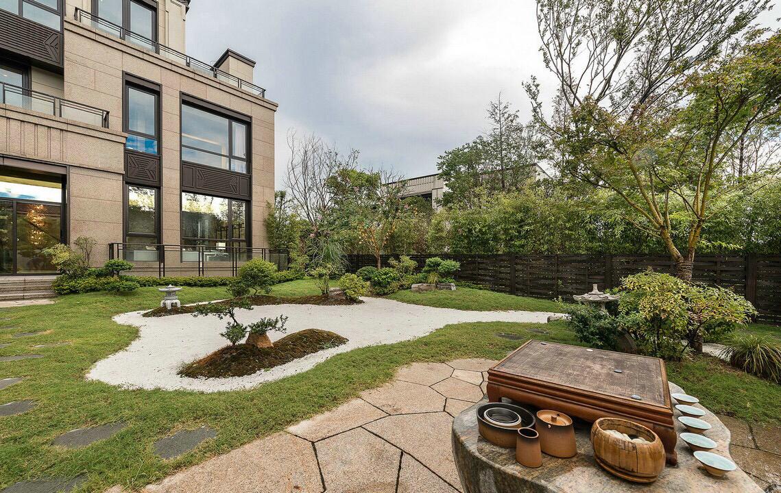 Luxury home exterior