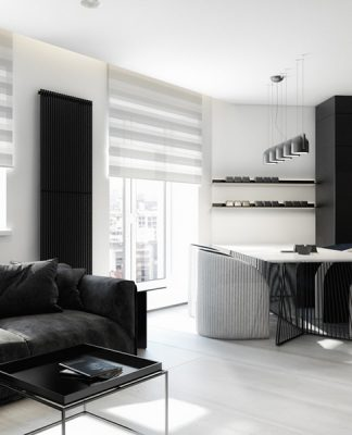 modern apartment decorating
