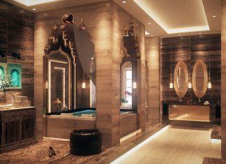 luxurious bathroom designs ideas