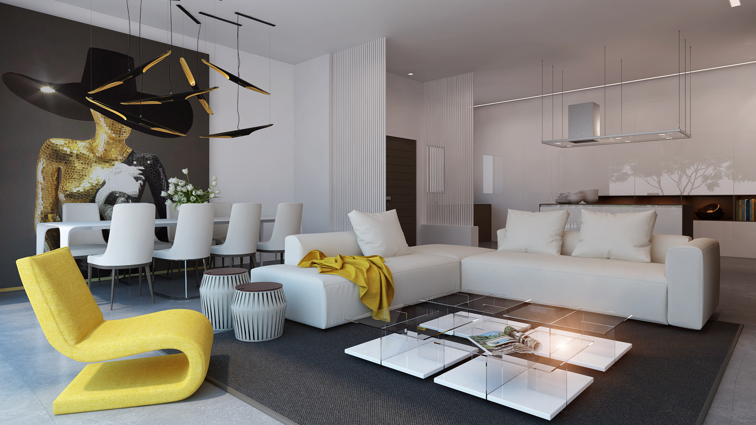 creative design ideas for living room with luxury and modern decor  - ax studio design ideas for living room
