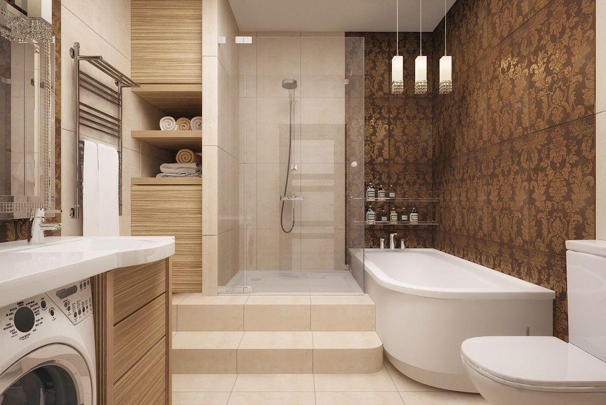 small apartment bathroom design