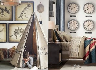 decorating boys bedroom ideas