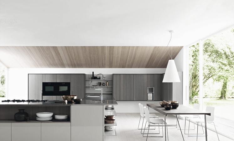 elegant kitchen design idea