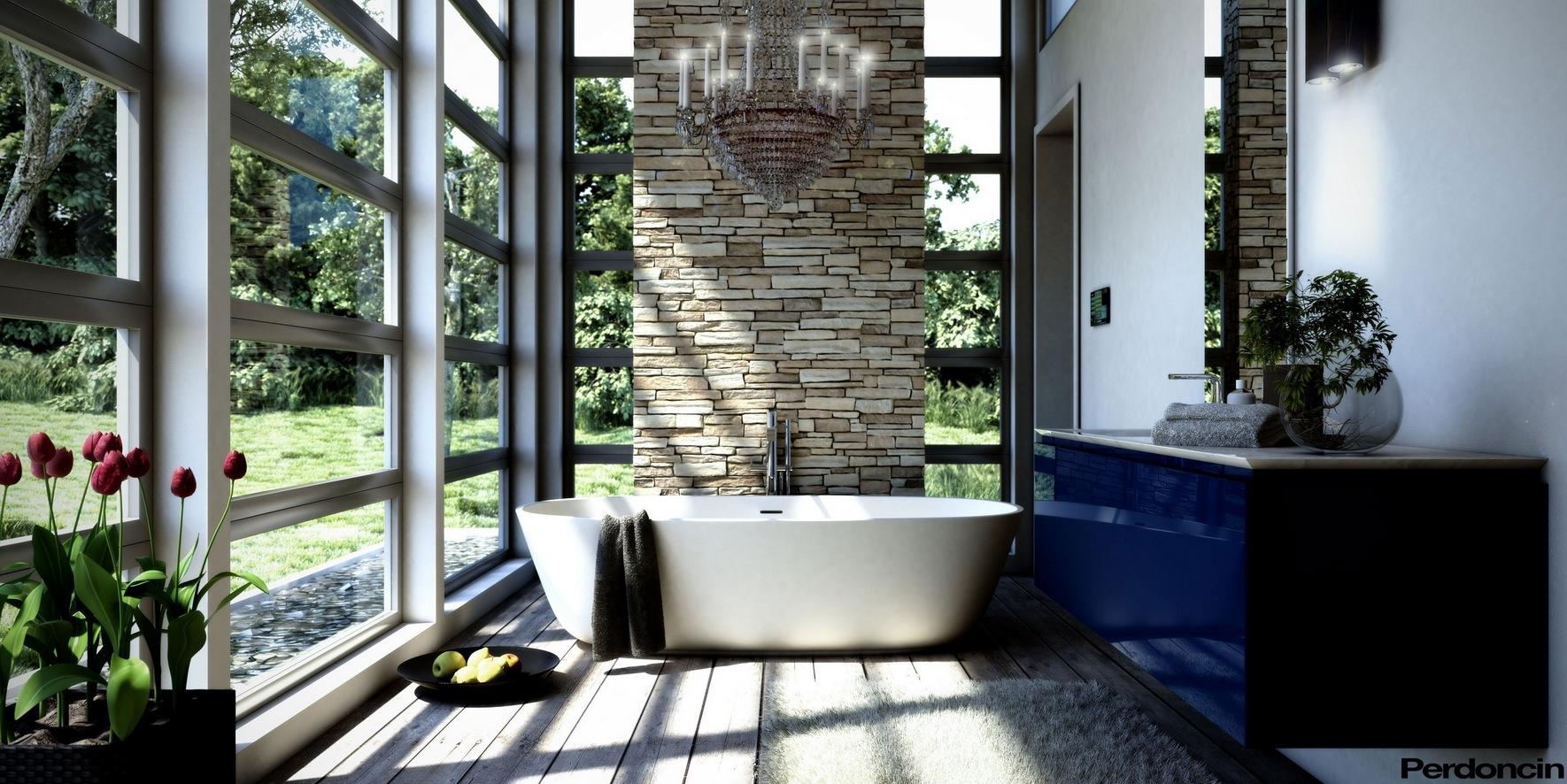 bathroom design with bathtubs decor