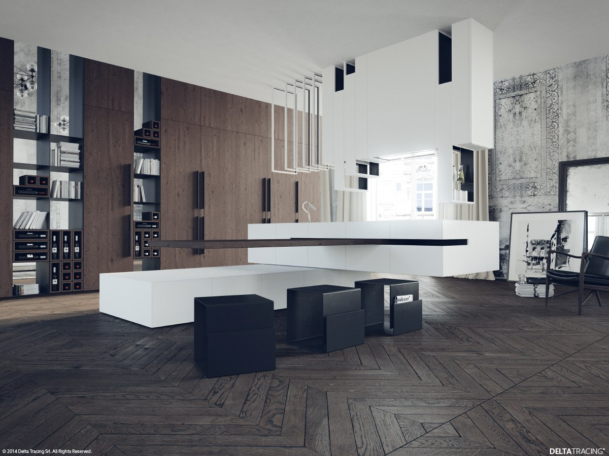 Kitchen Design On Flipboard By Roohome